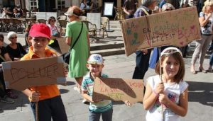Read more about the article Marche silencieuse pour le climat & la justice sociale
