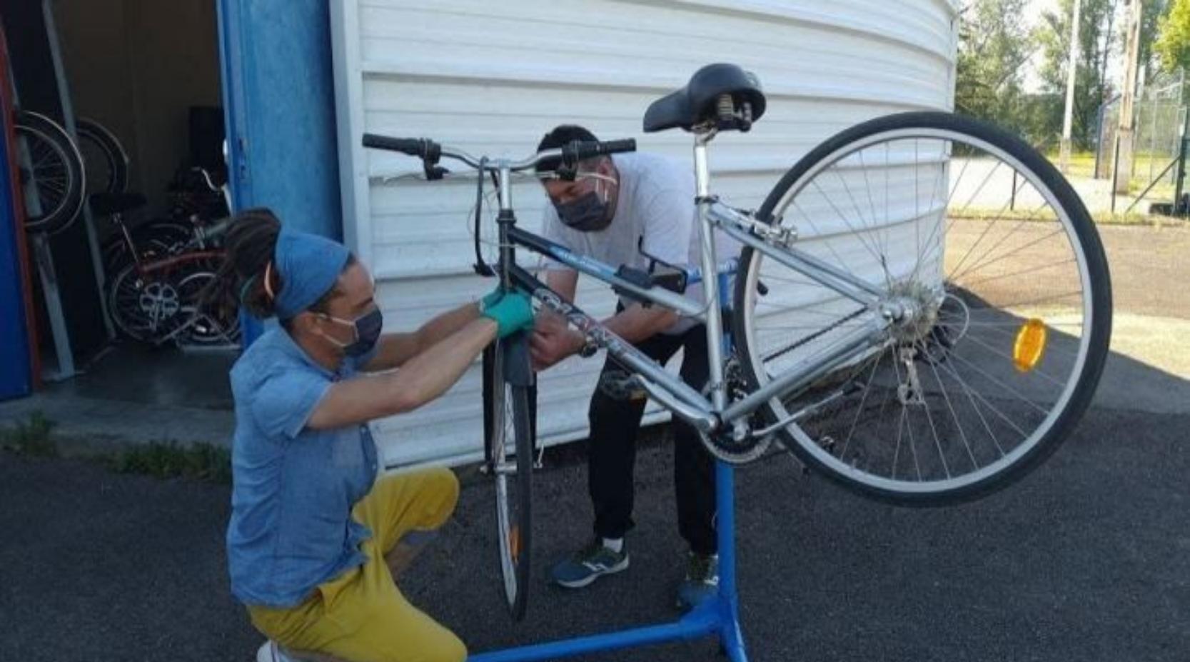 Coup de pouce Vélo : Espace PaMA vous attend